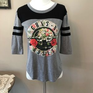 Bravado Guns n Roses Graphic Tee